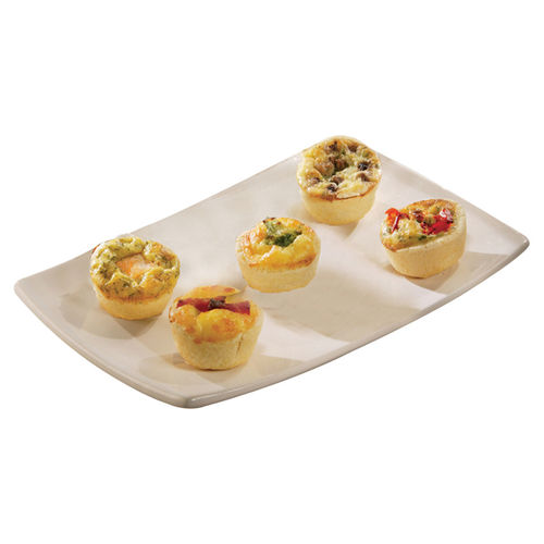 Assortimento di mini quiche, 5 varietà