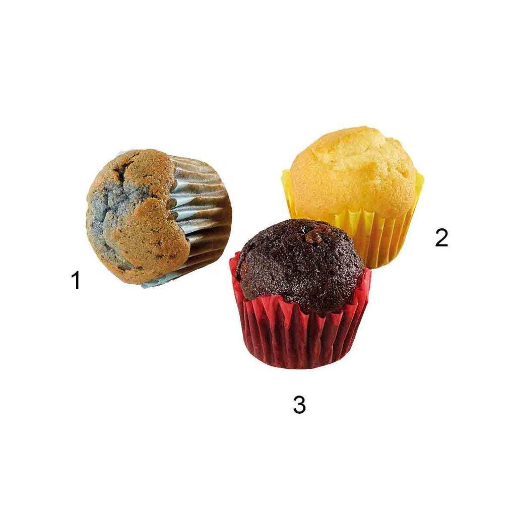 mini muffin mischkiste 3 fach sortiert online kaufen horeca. Black Bedroom Furniture Sets. Home Design Ideas